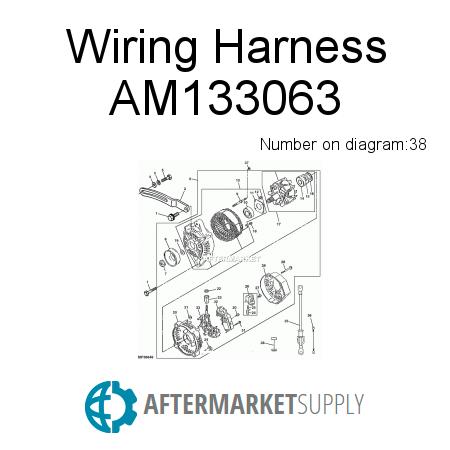 am133063.38.da7x450x450 am133063 wiring harness fits john deere aftermarket supply