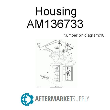 AM136733 - Housing