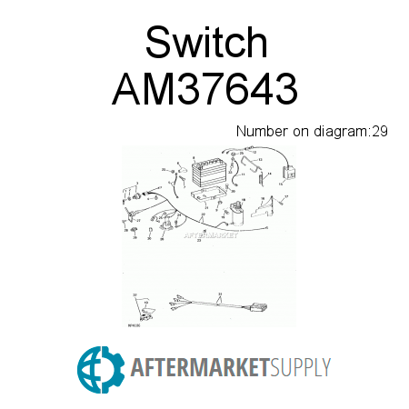AM37643 - Switch on