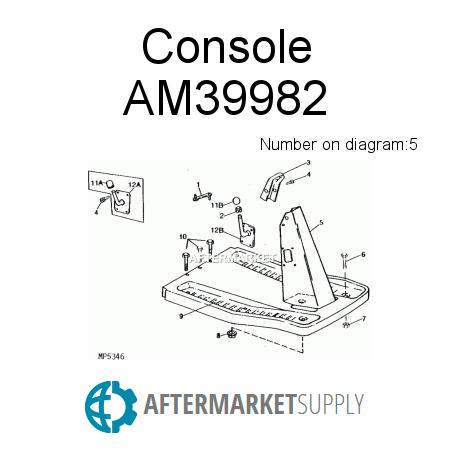 John Deere Console Diagram - Schematic Diagrams