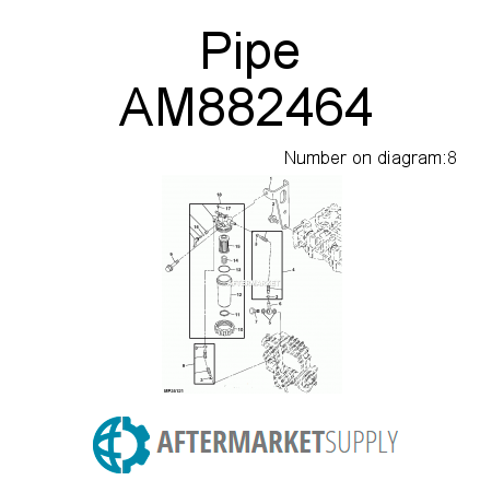 AM882464 - Pipe