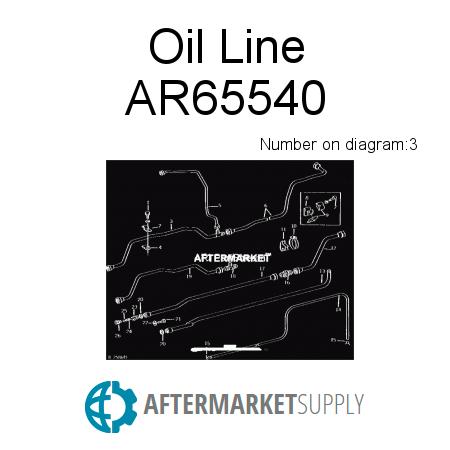AR65540 - Oil Line
