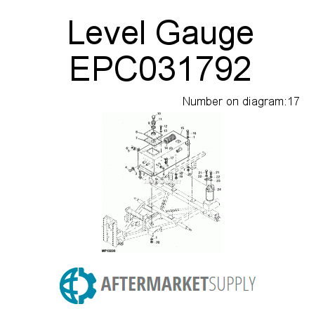 Level Gauge EPC031792