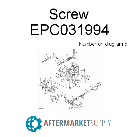 Screw - EPC031994