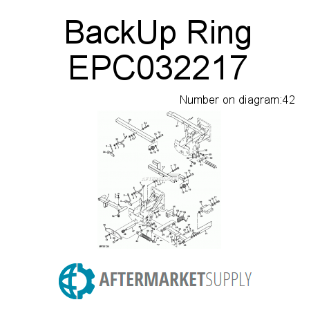 BackUp Ring - EPC032217