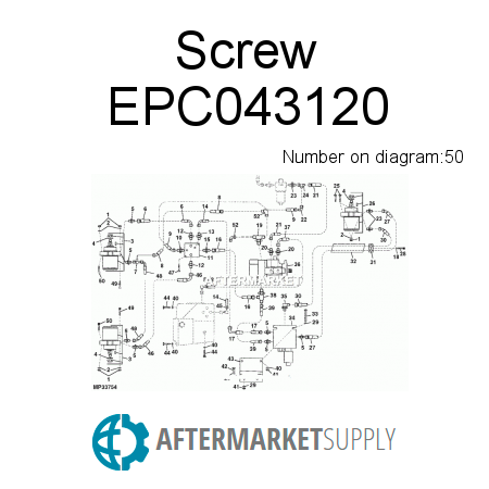 Screw EPC043120