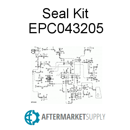 Seal Kit - EPC043205
