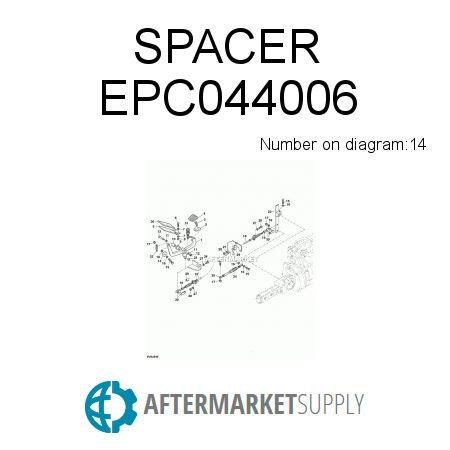SPACER EPC044006