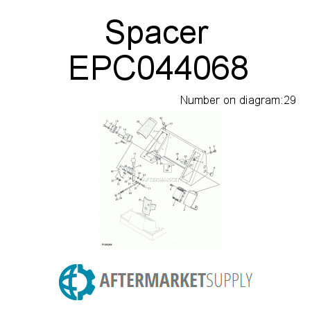 Spacer EPC044068