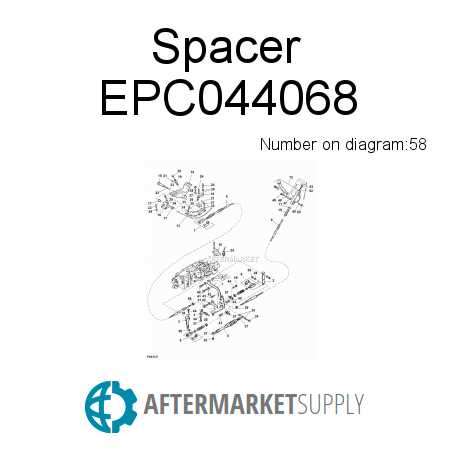 Spacer - EPC044068