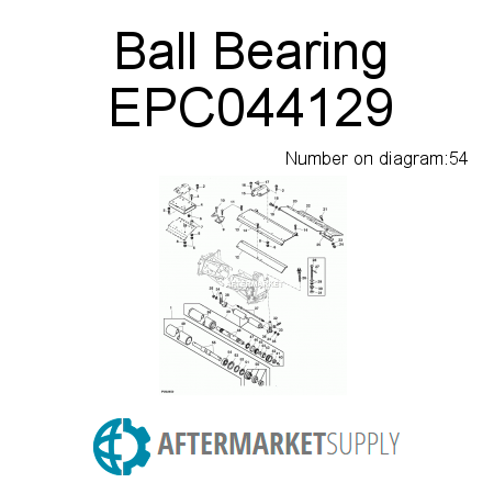 Ball Bearing - EPC044129