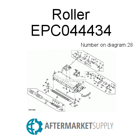 Roller EPC044434