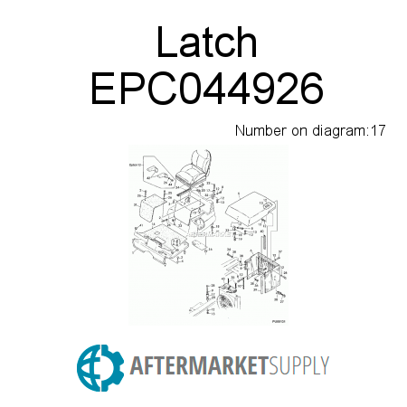 Latch - EPC044926