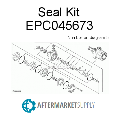 Seal Kit EPC045673