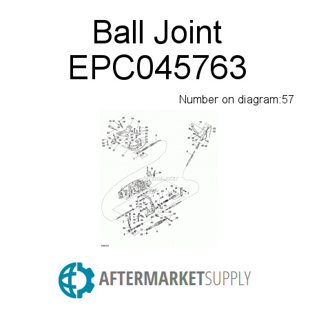 Ball Joint EPC045763