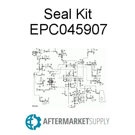 Seal Kit - EPC045907