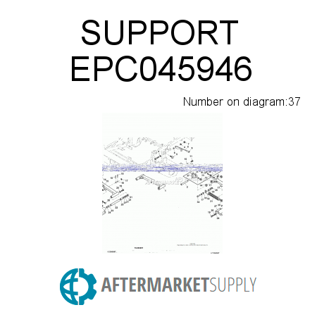SUPPORT EPC045946