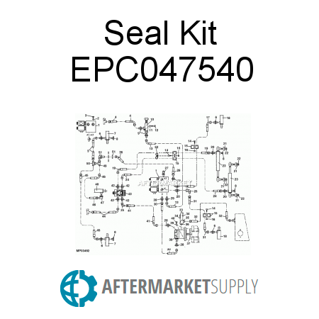 Seal Kit - EPC047540
