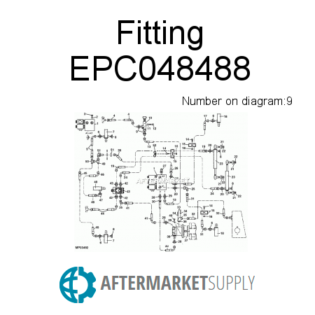 Fitting - EPC048488