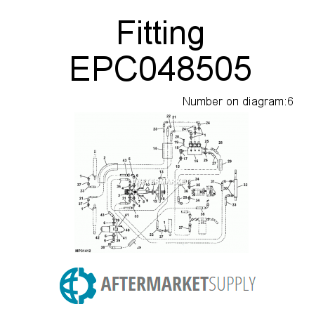 Fitting - EPC048505