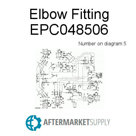 Elbow Fitting EPC048506
