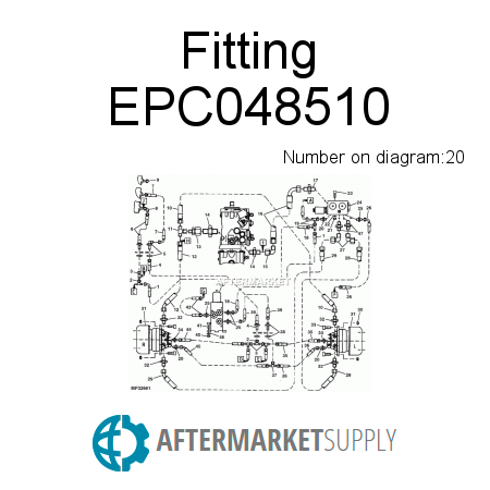 Fitting - EPC048510