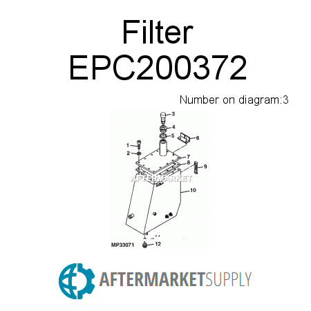 Filter - EPC200372