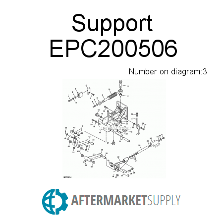 Support EPC200506