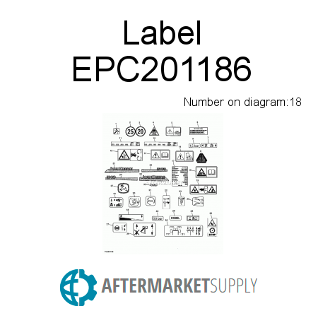 Label - EPC201186