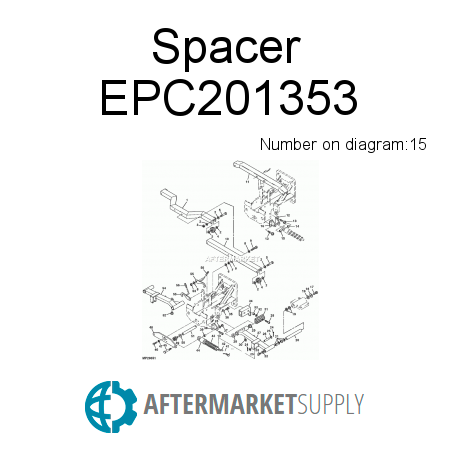 Spacer - EPC201353