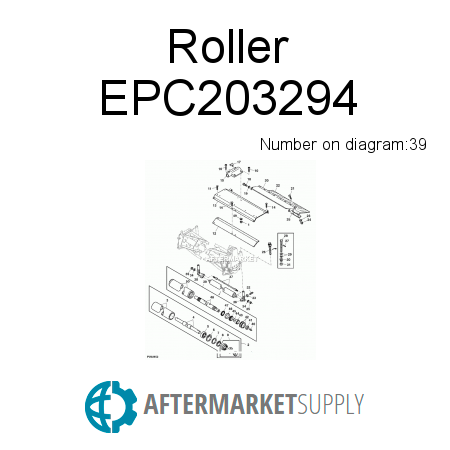 Roller - EPC203294