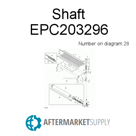 Shaft EPC203296