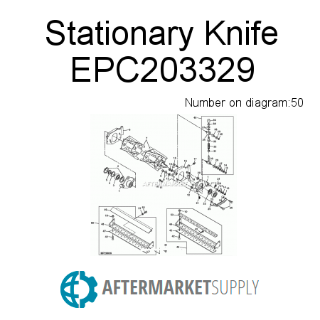 Stationary Knife - EPC203329
