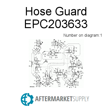 Hose Guard EPC203633