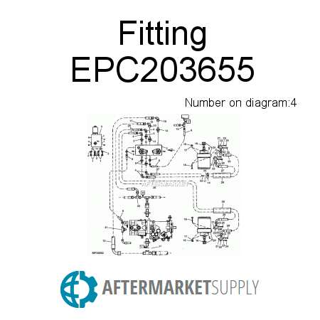 Fitting - EPC203655