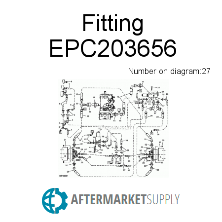 Fitting - EPC203656