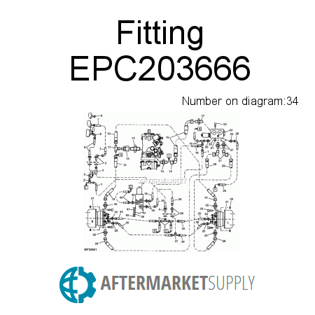 Fitting - EPC203666
