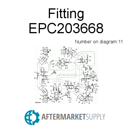 Fitting - EPC203668