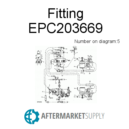 Fitting - EPC203669