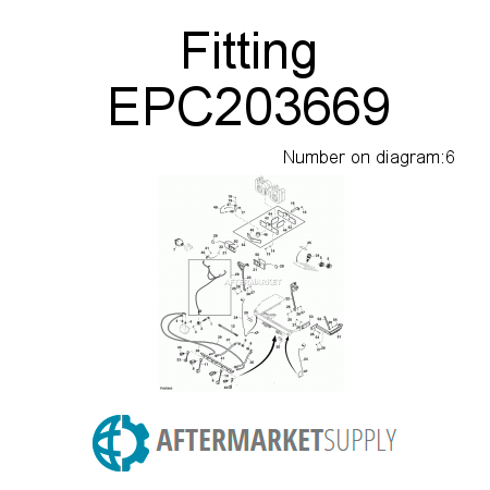 Fitting EPC203669
