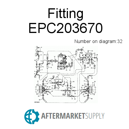 Fitting - EPC203670