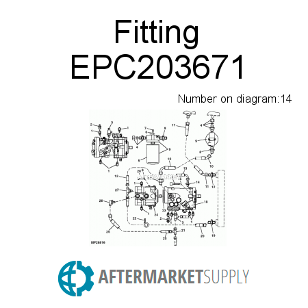 Fitting - EPC203671