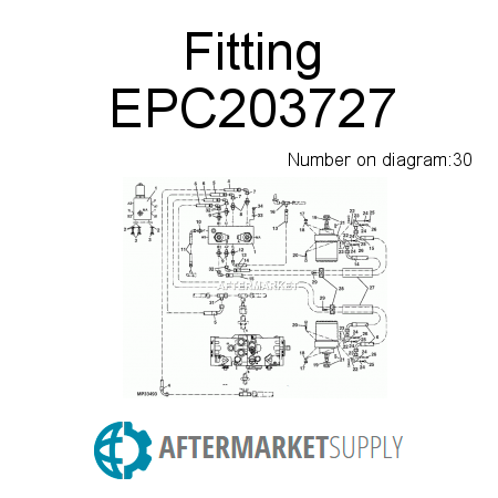 Fitting EPC203727