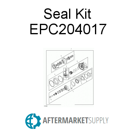 Seal Kit - EPC204017