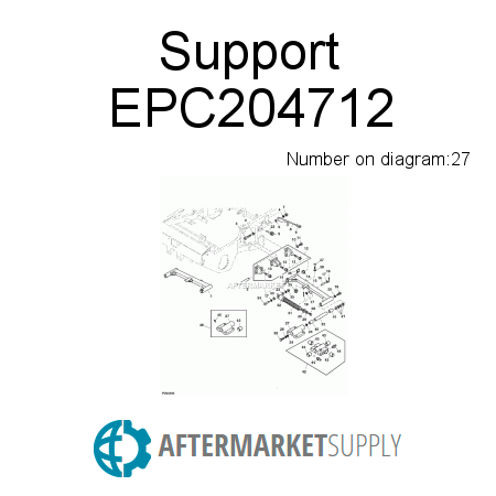Support - EPC204712