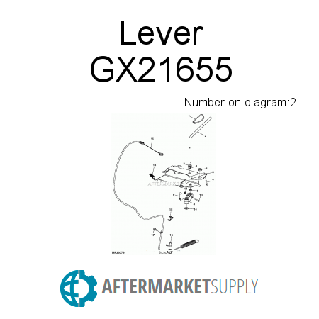 gx21655.2.fbcx450x450 gx21655 lever fits john deere aftermarket supply