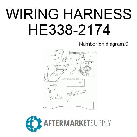 John Deere Wiring Harness Diagrams - Lir Wiring 101 on