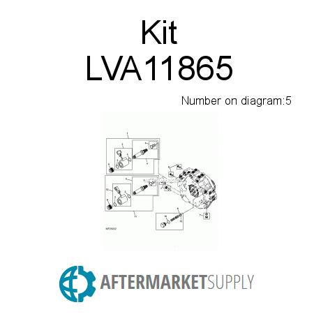 Lva11880 Lift Arm Fits John Deere Aftermarket Supply