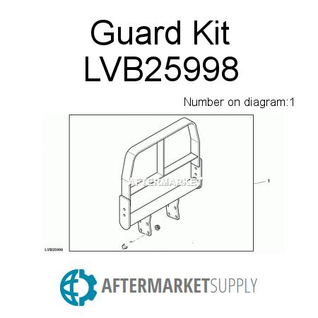 LVB25998 - Guard Kit
