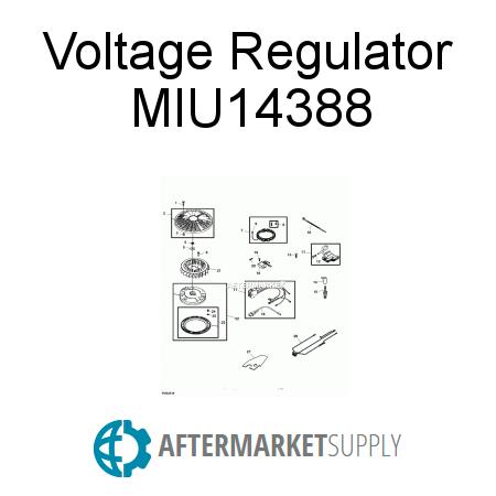 John       Deere    L120 Voltage Regulator  Smartvradar